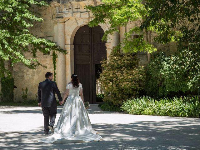 La boda de Alfonso y Esther en Lupiana, Guadalajara 18