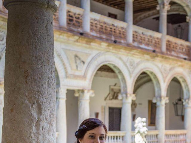 La boda de Alfonso y Esther en Lupiana, Guadalajara 19