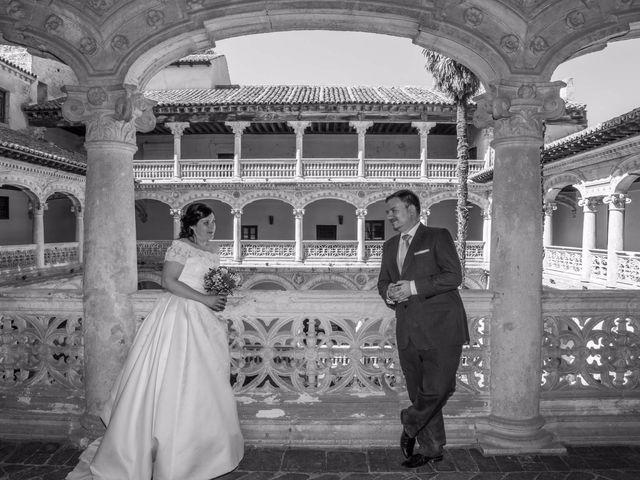 La boda de Alfonso y Esther en Lupiana, Guadalajara 25
