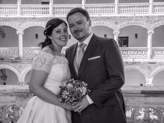 La boda de Alfonso y Esther en Lupiana, Guadalajara 26