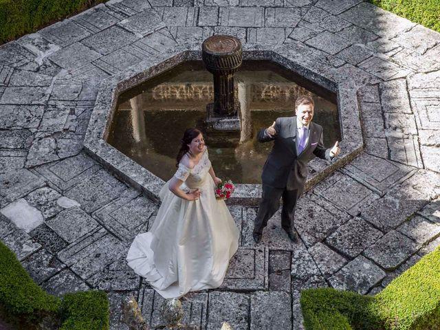 La boda de Alfonso y Esther en Lupiana, Guadalajara 27