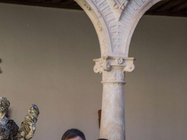 La boda de Alfonso y Esther en Lupiana, Guadalajara 29