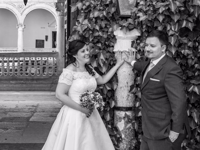 La boda de Alfonso y Esther en Lupiana, Guadalajara 31