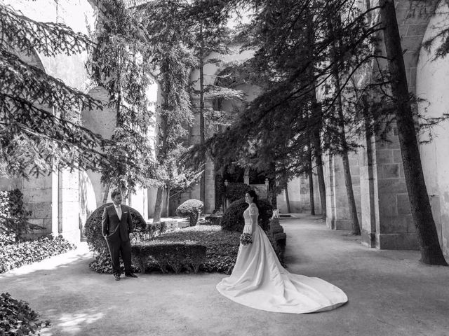 La boda de Alfonso y Esther en Lupiana, Guadalajara 35