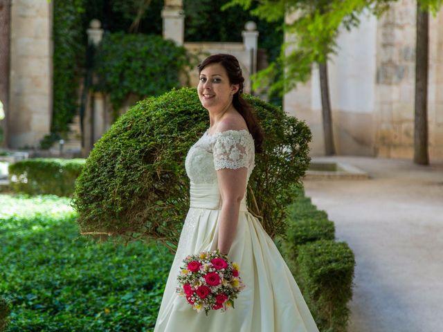 La boda de Alfonso y Esther en Lupiana, Guadalajara 36