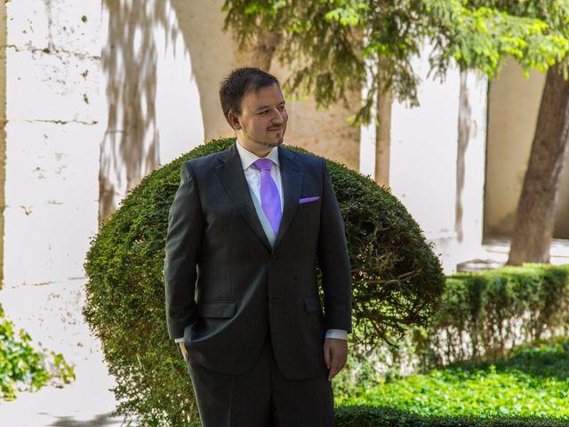 La boda de Alfonso y Esther en Lupiana, Guadalajara 37