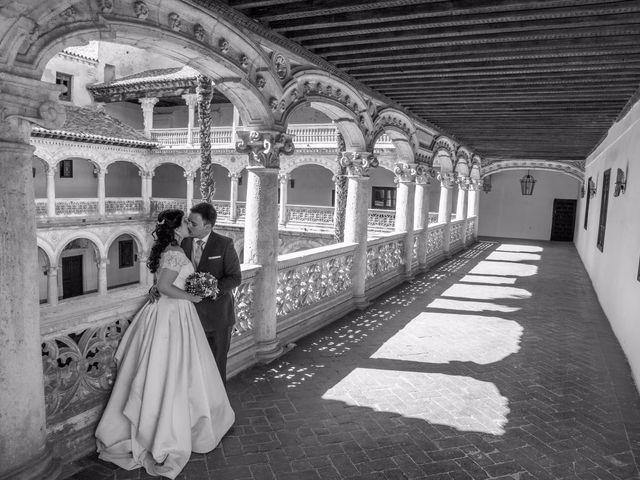 La boda de Alfonso y Esther en Lupiana, Guadalajara 41
