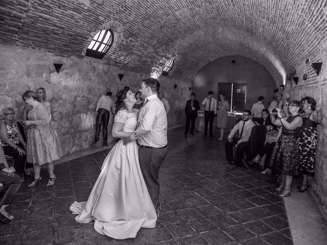 La boda de Alfonso y Esther en Lupiana, Guadalajara 46