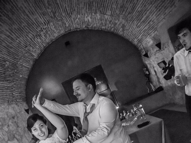 La boda de Alfonso y Esther en Lupiana, Guadalajara 47