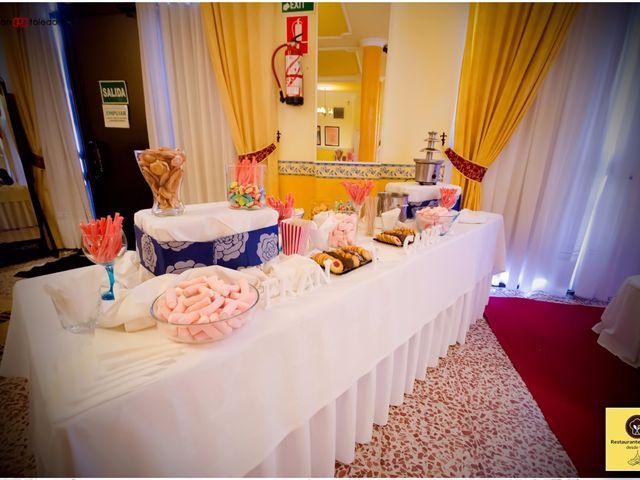 La boda de Fran y Cande  en Tegueste, Santa Cruz de Tenerife 3