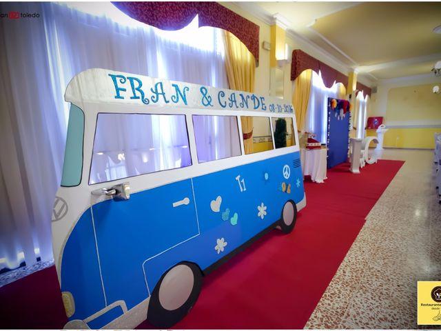 La boda de Fran y Cande  en Tegueste, Santa Cruz de Tenerife 4