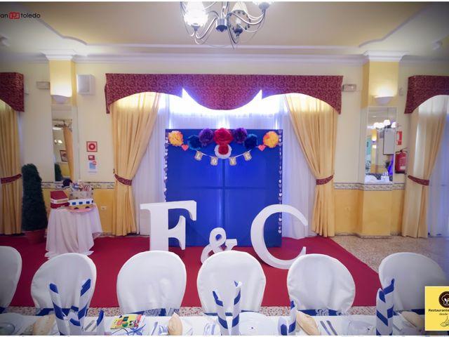 La boda de Fran y Cande  en Tegueste, Santa Cruz de Tenerife 5
