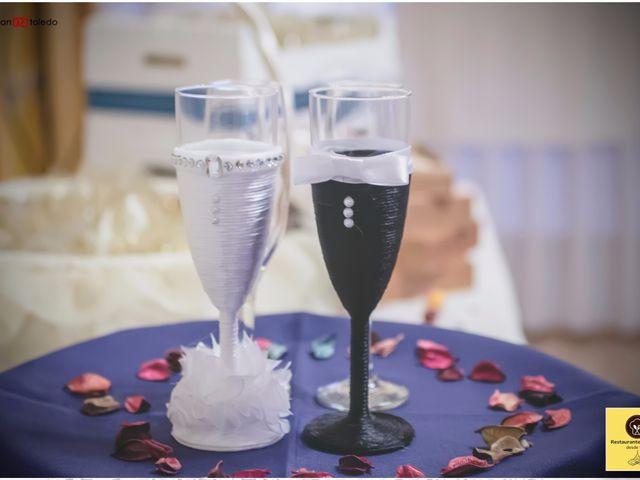 La boda de Fran y Cande  en Tegueste, Santa Cruz de Tenerife 10