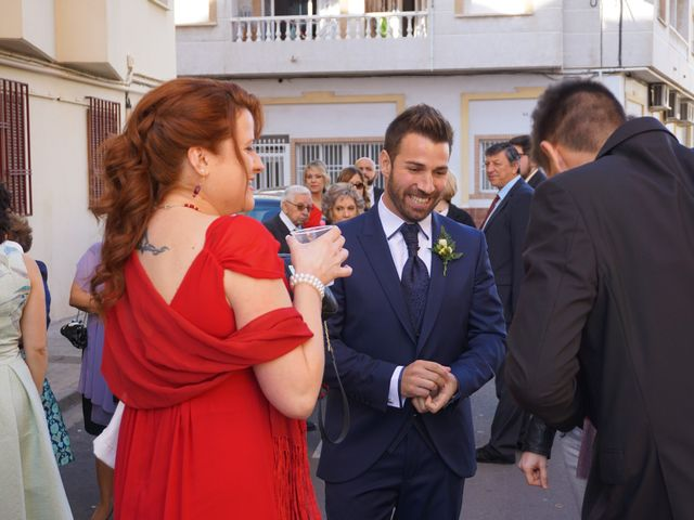 La boda de Rubén y María en Bétera, Valencia 1