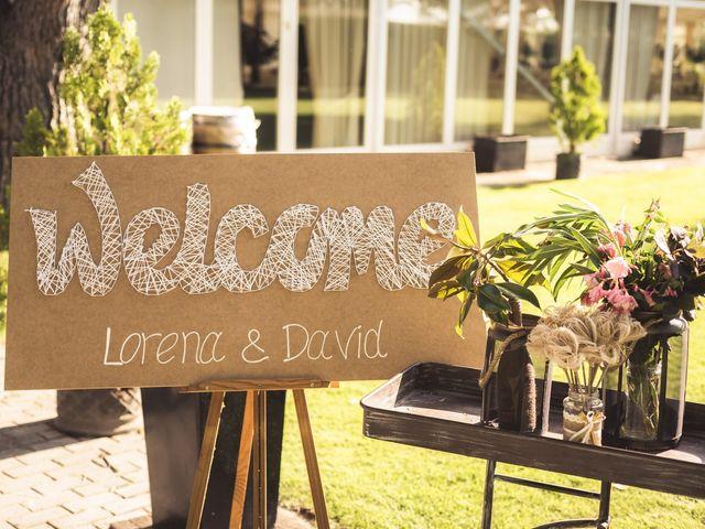 La boda de David y Lorena en Salamanca, Salamanca 1