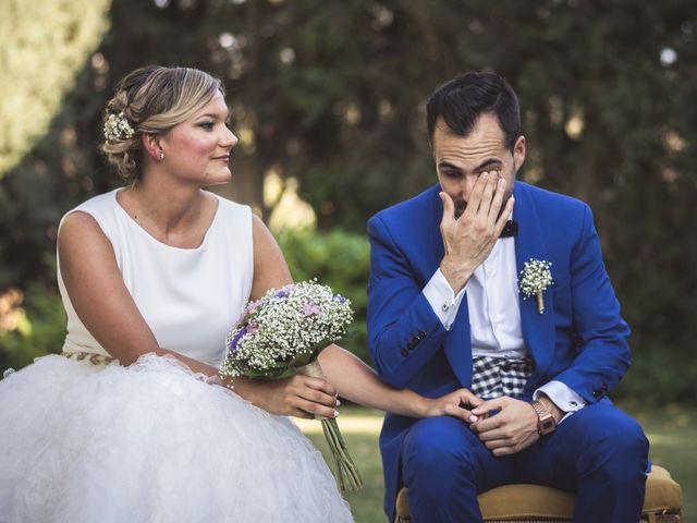 La boda de David y Lorena en Salamanca, Salamanca 5