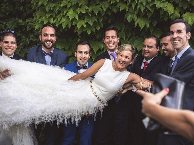 La boda de David y Lorena en Salamanca, Salamanca 23