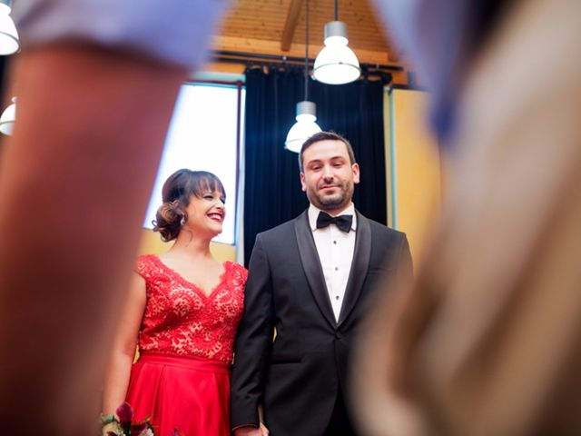 La boda de Javier y Leticia en Alcalá De Henares, Madrid 22