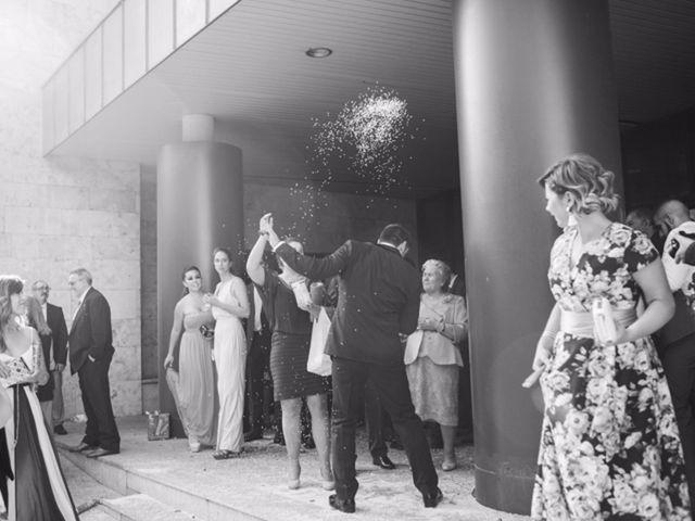 La boda de Javier y Leticia en Alcalá De Henares, Madrid 26