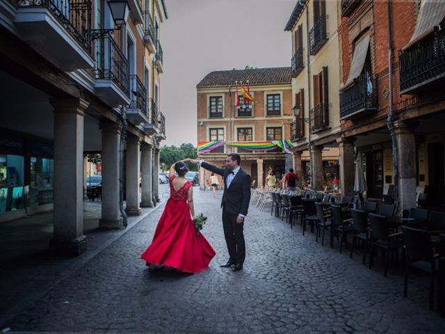 La boda de Javier y Leticia en Alcalá De Henares, Madrid 28