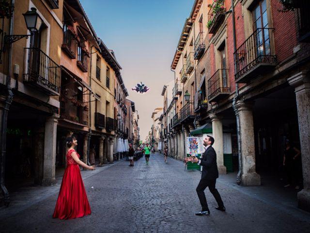 La boda de Javier y Leticia en Alcalá De Henares, Madrid 29