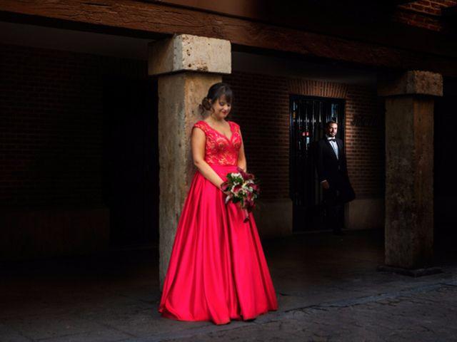 La boda de Javier y Leticia en Alcalá De Henares, Madrid 1