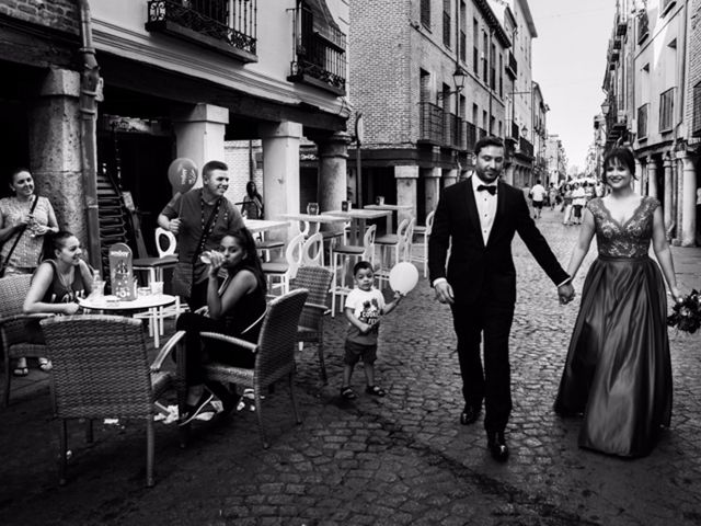 La boda de Javier y Leticia en Alcalá De Henares, Madrid 33