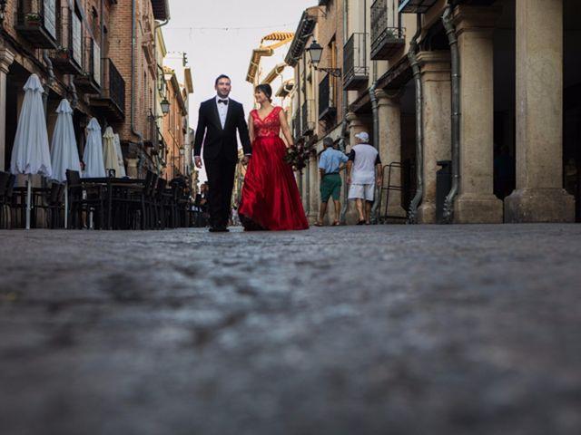 La boda de Javier y Leticia en Alcalá De Henares, Madrid 34