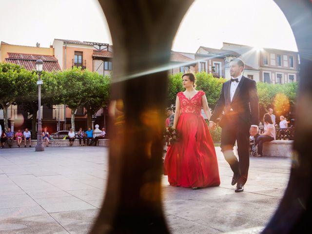 La boda de Javier y Leticia en Alcalá De Henares, Madrid 35