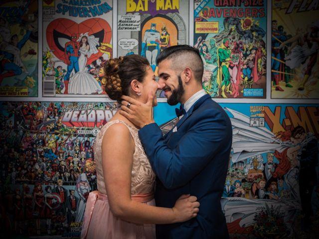 La boda de Javier y Leticia en Alcalá De Henares, Madrid 39