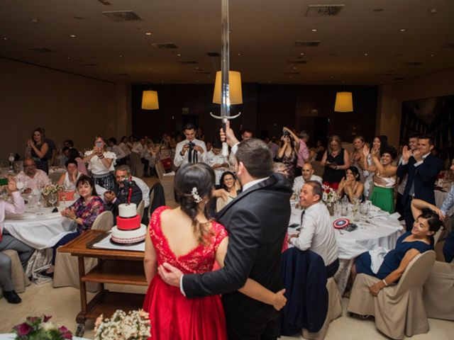 La boda de Javier y Leticia en Alcalá De Henares, Madrid 49