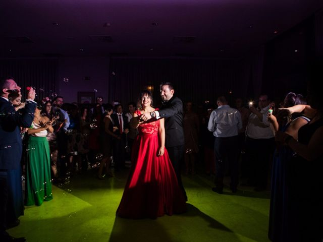 La boda de Javier y Leticia en Alcalá De Henares, Madrid 52