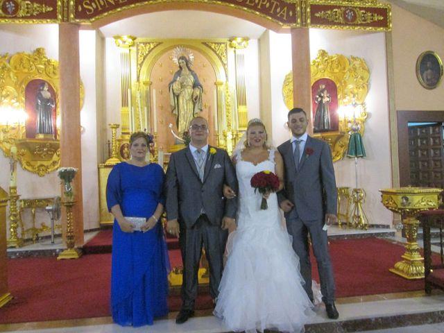La boda de Jonnathan y Ana Maria  en Alcala De Guadaira, Sevilla 4