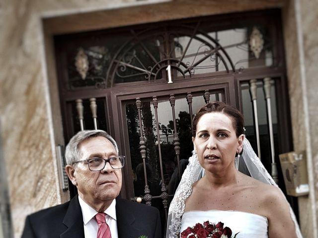La boda de Alberto y Olga  en Cartagena, Murcia 4