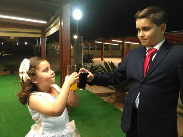 La boda de Alberto y Olga  en Cartagena, Murcia 6