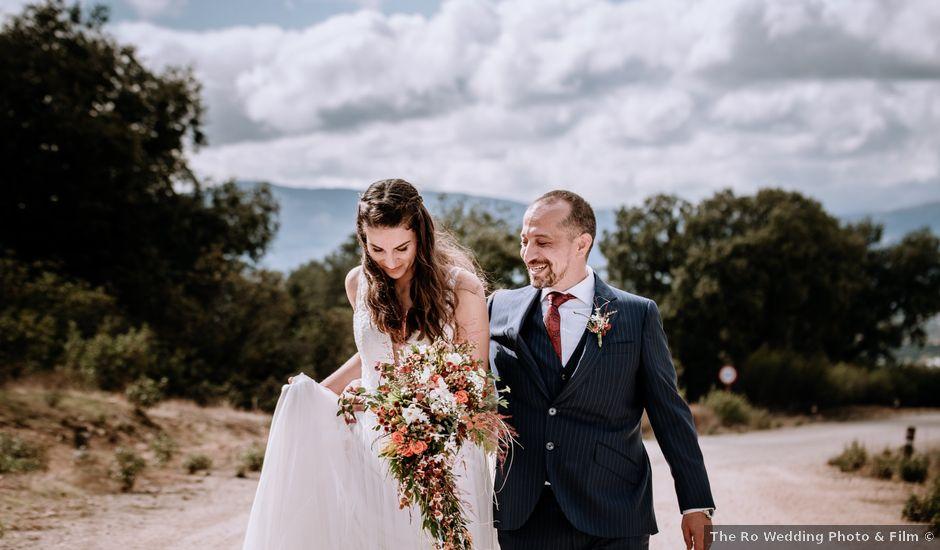 La boda de Jose y Lucía en Collado Villalba, Madrid