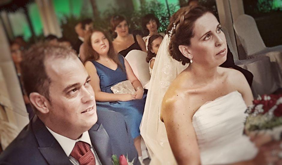 La boda de Alberto y Olga  en Cartagena, Murcia