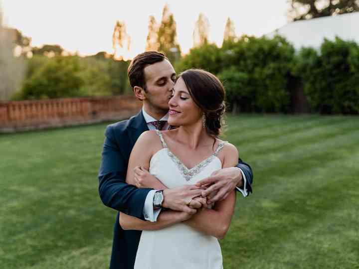La boda de Alejandra y Pablo