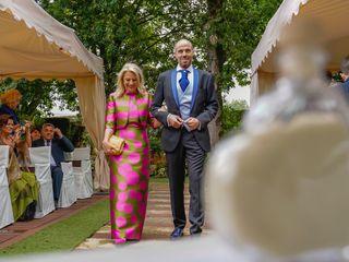La boda de Sara y Olaf 1