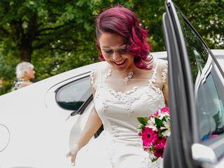 La boda de Sara y Olaf 2