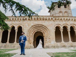 La boda de Susana y Rubén
