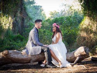 La boda de Lissette y Ángel