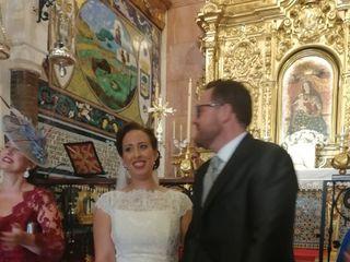 La boda de Rocío  y Domingo 1