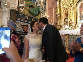 La boda de Rocío  y Domingo 2