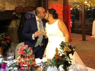 La boda de Naiara y David