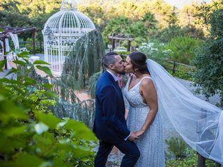 La boda de Raina y Gerard