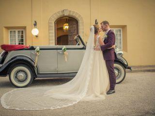 La boda de Oksana  y Christopher  1