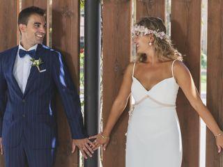 La boda de Maeva y Diego
