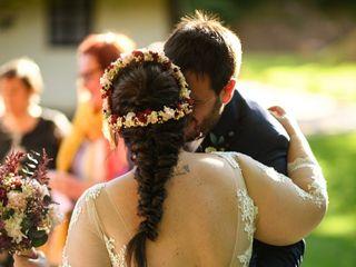 La boda de Cris y Unai