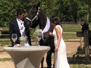 La boda de Naomi y Edu